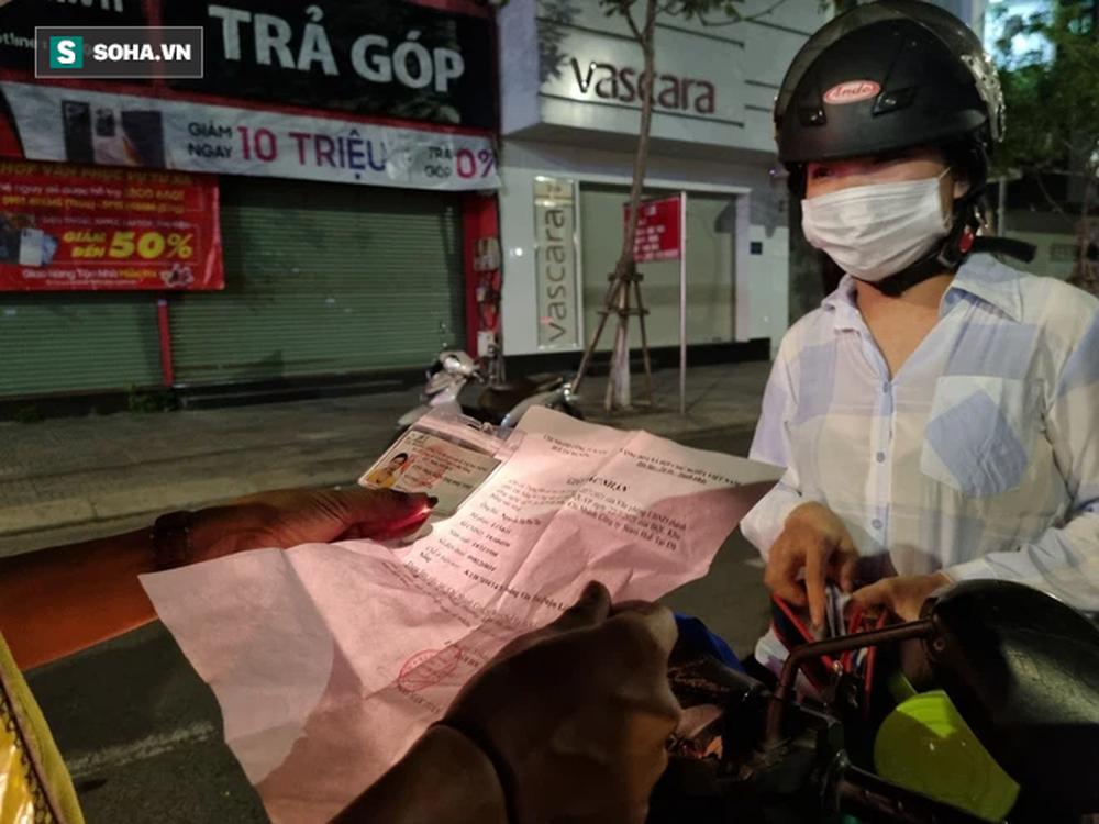 Cận cảnh đường phố Đà Nẵng khi thực hiện Chỉ thị 05, với các biện pháp mạnh hơn Chỉ thị 16 - Ảnh 4.