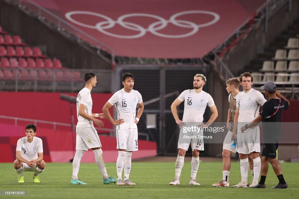 Đội bóng châu Phi dâng vé vào bán kết cho TBN; Olympic Nhật Bản suýt tan mộng vô địch - Ảnh 4.