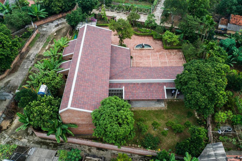 Mê mẩn với nhà gạch gỗ xoan nhiều cửa ở Phú Thọ - Ảnh 15.