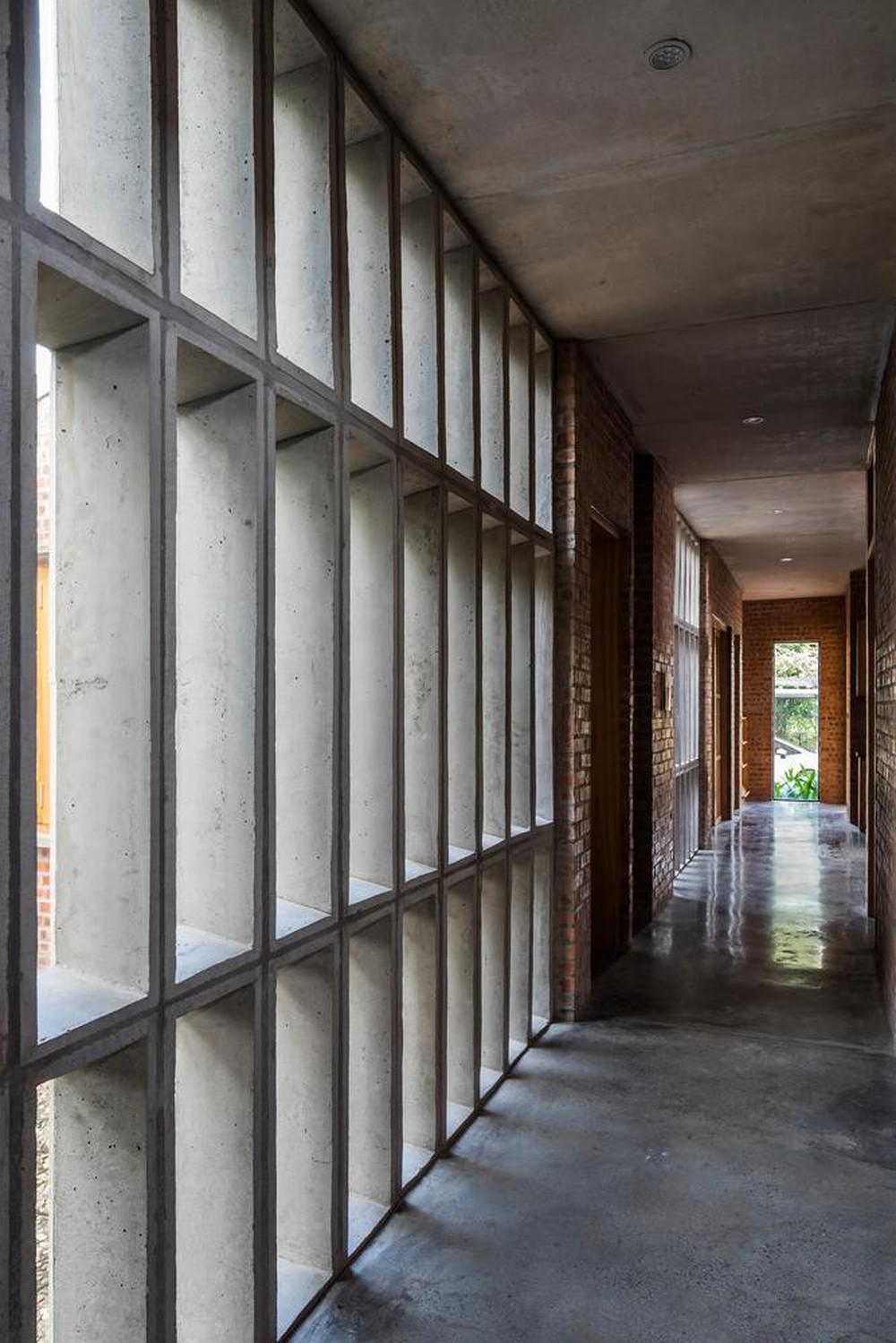 Mê mẩn với nhà gạch gỗ xoan nhiều cửa ở Phú Thọ - Ảnh 9.