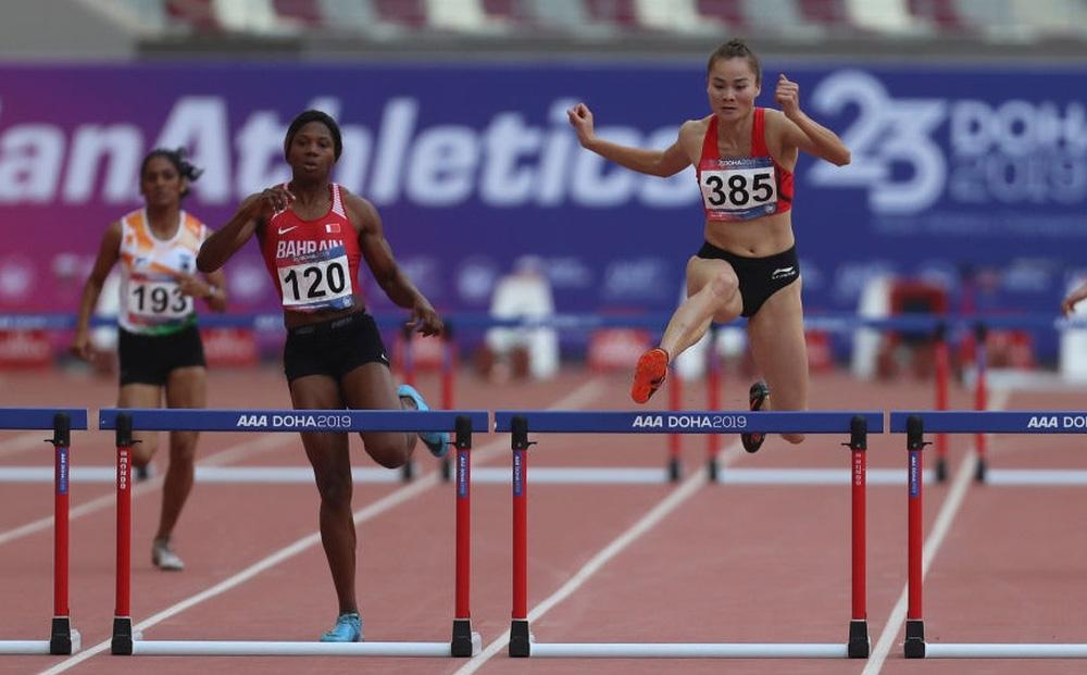 TRỰC TIẾP Olympic 2020 ngày 31/7: Quách Thị Lan bất ngờ lọt vào vòng bán kết nội dung 400m vượt rào