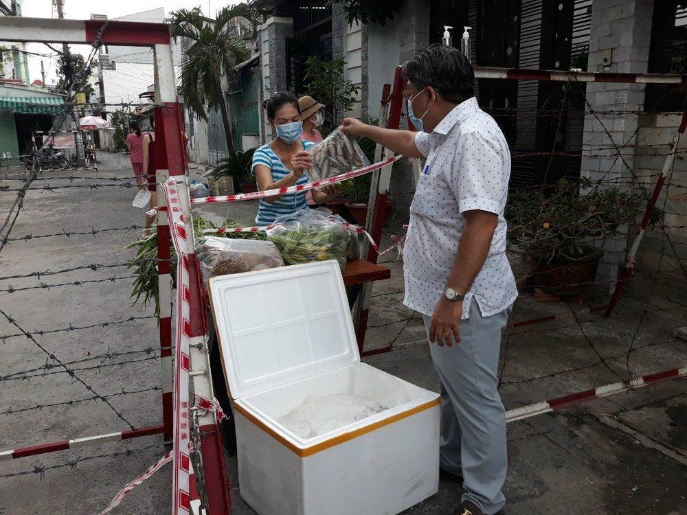 Người dân Quảng Bình gửi 3 tấn cá đặc sản hỗ trợ người Sài Gòn trong mùa dịch - Ảnh 5.