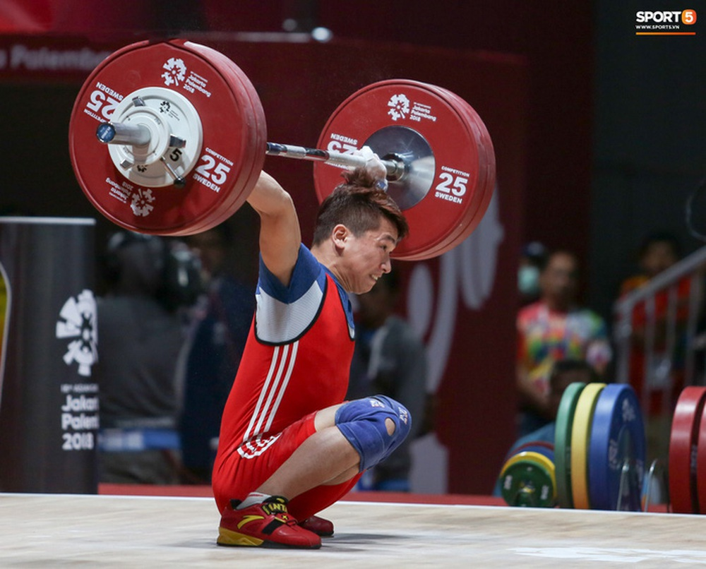 Cử tạ Việt Nam mất một suất dự Olympic 2020 vì doping - Ảnh 1.