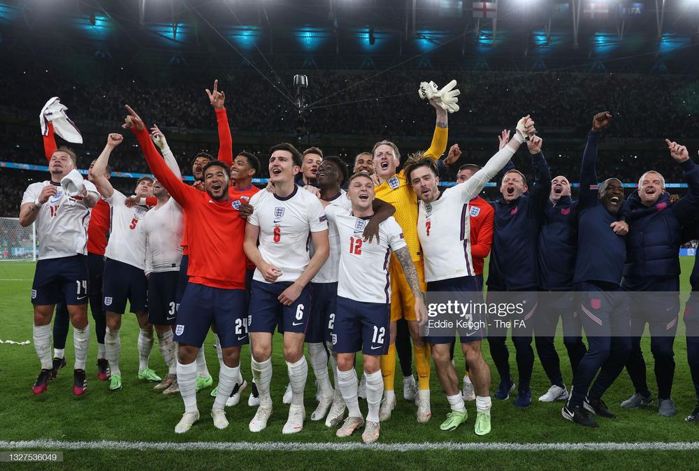 Euro 2020: Thay người kỳ quặc, HLV đội tuyển Anh khiến học trò bị tổn thương sâu sắc? - Ảnh 2.