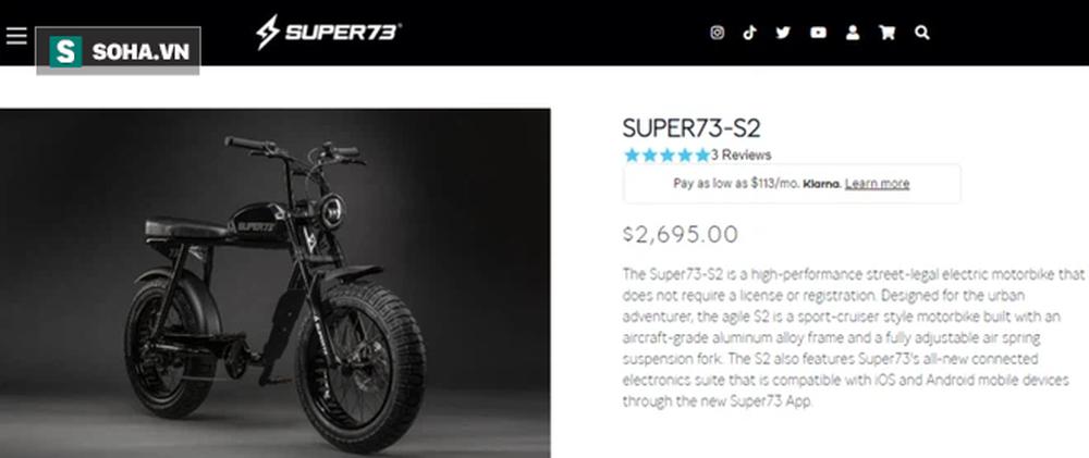 Chiếc xe đạp điện đón tuổi 27 của Sơn Tùng M-TP có gì đặc biệt mà đắt gấp 4 lần xe máy điện VinFast? - Ảnh 3.