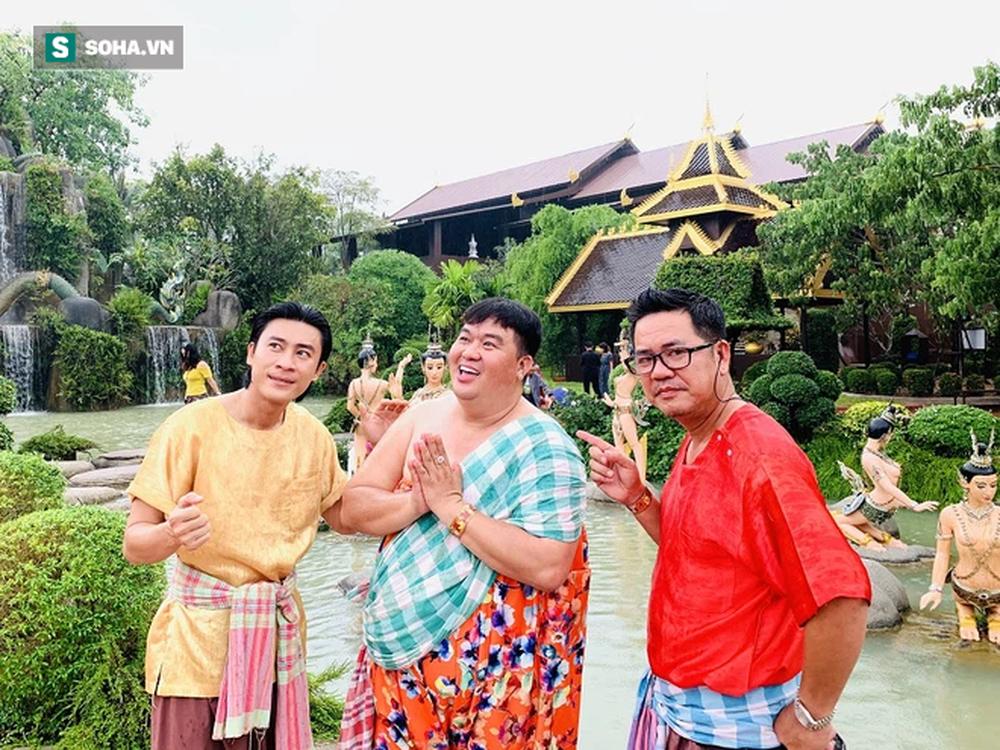 Hoàng Mập kể chuyện quay phim ở Thái Lan: 2 lần bị cảnh sát hỏi thăm, lộ mối tình chị em trong đoàn - Ảnh 3.
