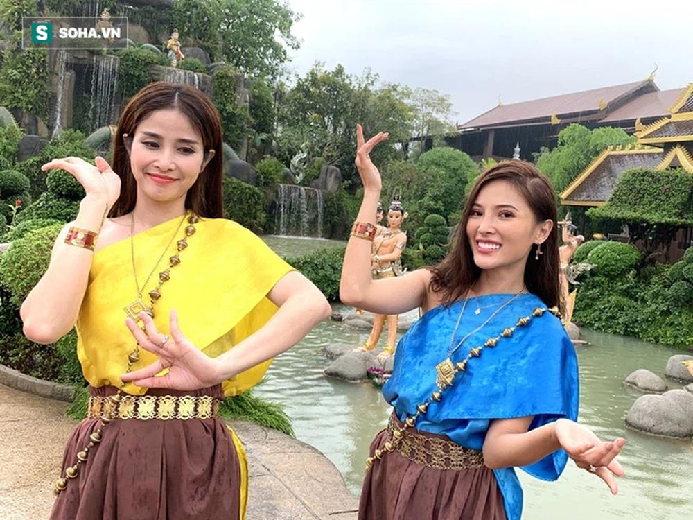 Hoàng Mập kể chuyện quay phim ở Thái Lan: 2 lần bị cảnh sát hỏi thăm, lộ mối tình chị em trong đoàn - Ảnh 4.
