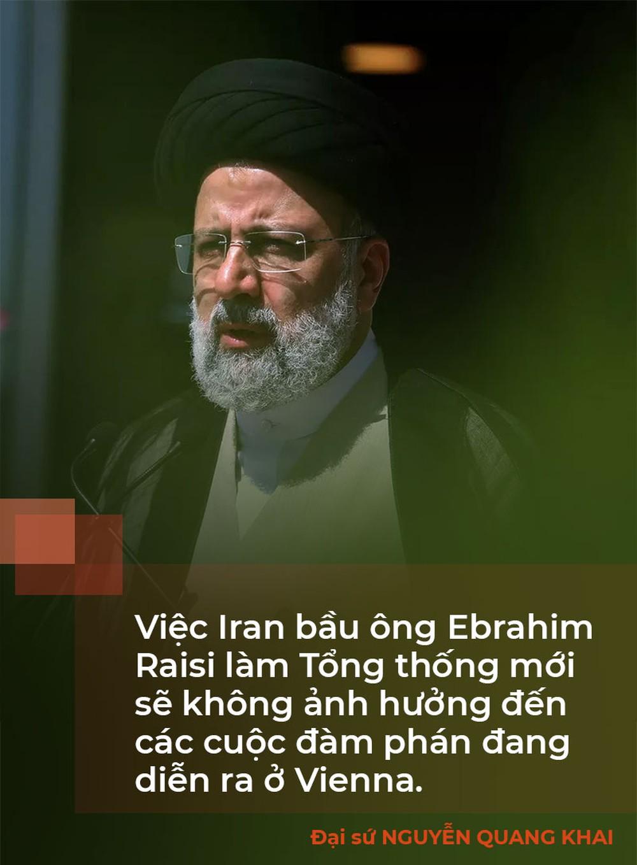 Thoả thuận hạt nhân Iran: Tàu chuẩn bị cập bến, không thể quay trở lại điểm xuất phát - Ảnh 3.
