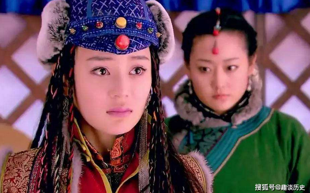 Phi tần của Khang Hi có xuất thân hiển hách, nhưng không 1 ngày hạnh phúc