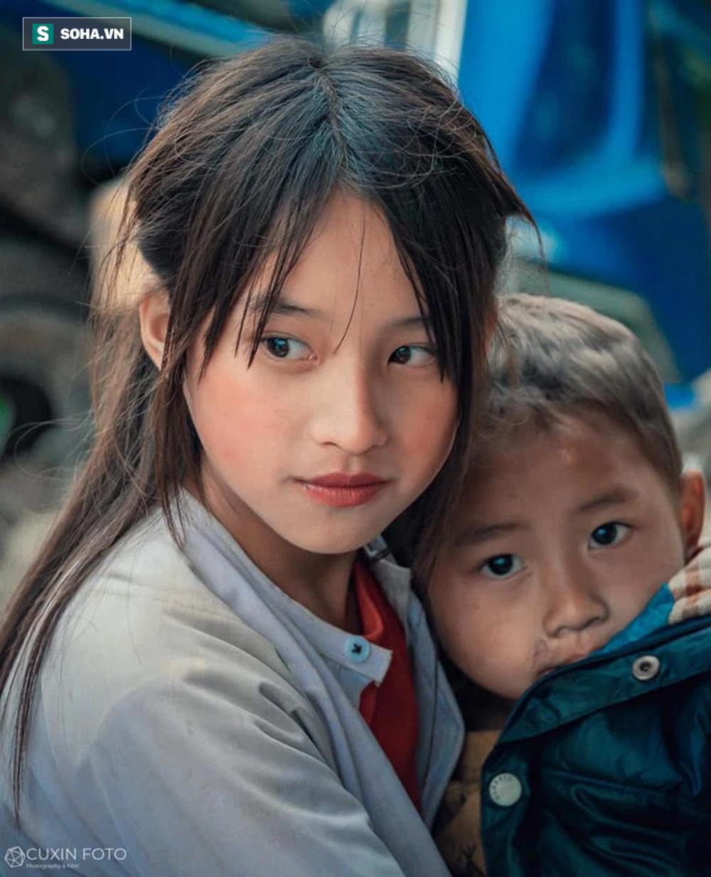 Em gái Hà Giang sở hữu nhan sắc cực nét khiến dân mạng tới tấp khen ngợi: Hoa của đá - Ảnh 2.