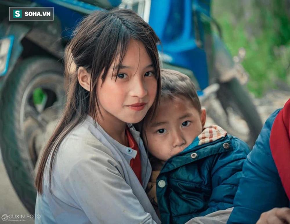 Em gái Hà Giang sở hữu nhan sắc cực nét khiến dân mạng tới tấp khen ngợi: Hoa của đá - Ảnh 3.