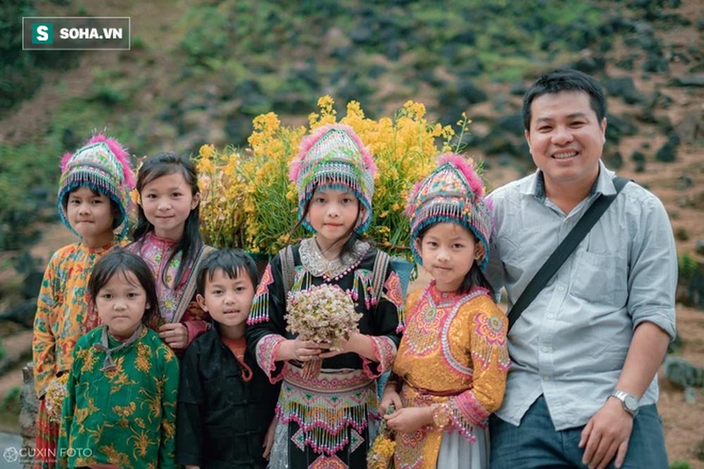 Em gái Hà Giang sở hữu nhan sắc cực nét khiến dân mạng tới tấp khen ngợi: Hoa của đá - Ảnh 4.