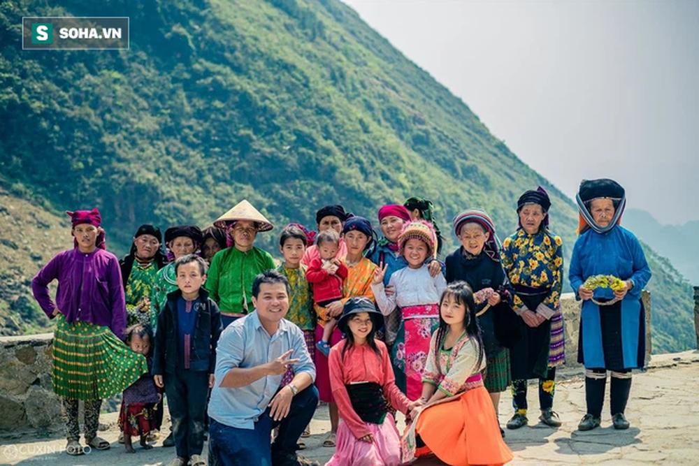 Em gái Hà Giang sở hữu nhan sắc cực nét khiến dân mạng tới tấp khen ngợi: Hoa của đá - Ảnh 5.