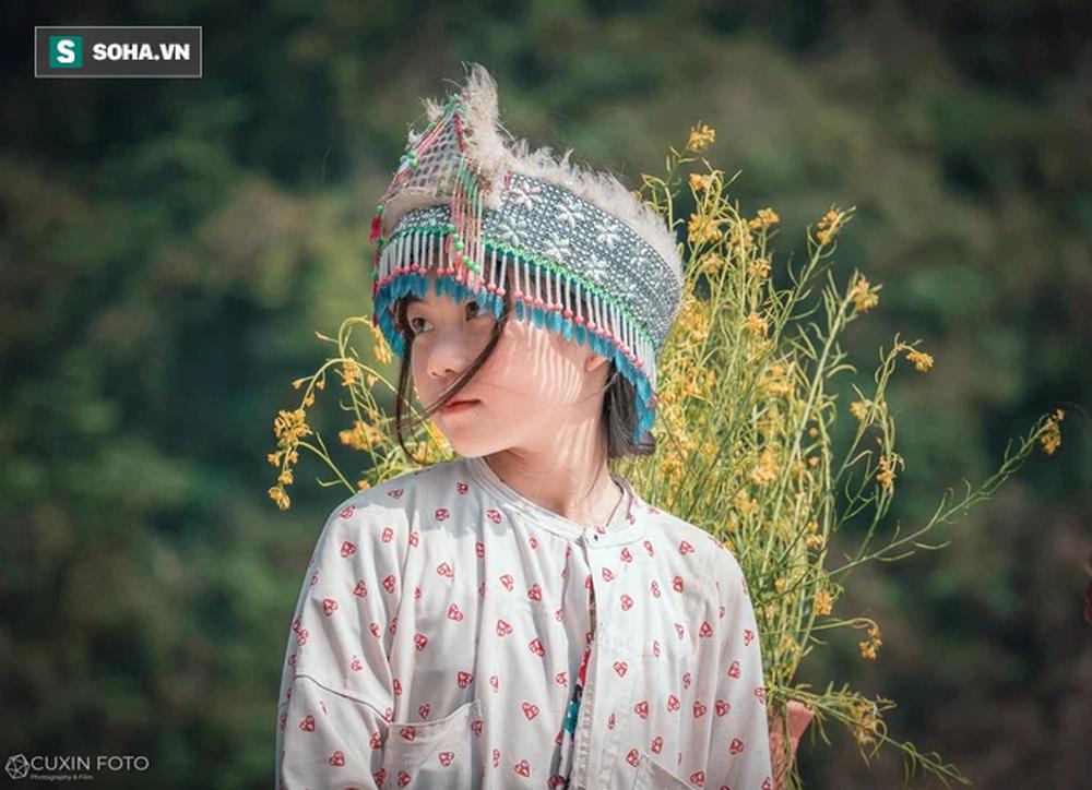Em gái Hà Giang sở hữu nhan sắc cực nét khiến dân mạng tới tấp khen ngợi: Hoa của đá - Ảnh 6.