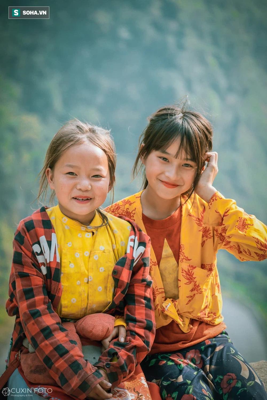 Em gái Hà Giang sở hữu nhan sắc cực nét khiến dân mạng tới tấp khen ngợi: Hoa của đá - Ảnh 7.