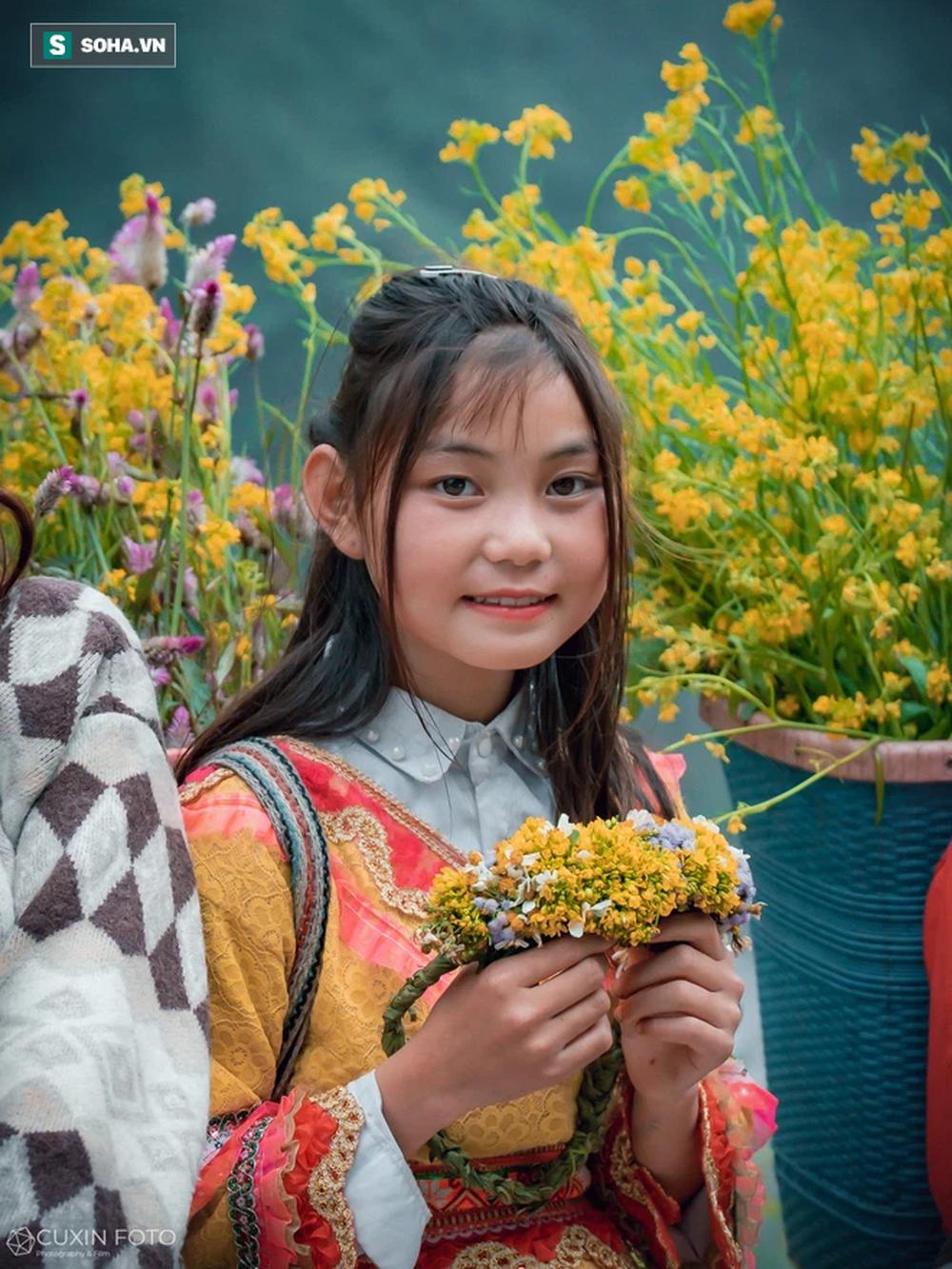 Em gái Hà Giang sở hữu nhan sắc cực nét khiến dân mạng tới tấp khen ngợi: Hoa của đá - Ảnh 8.