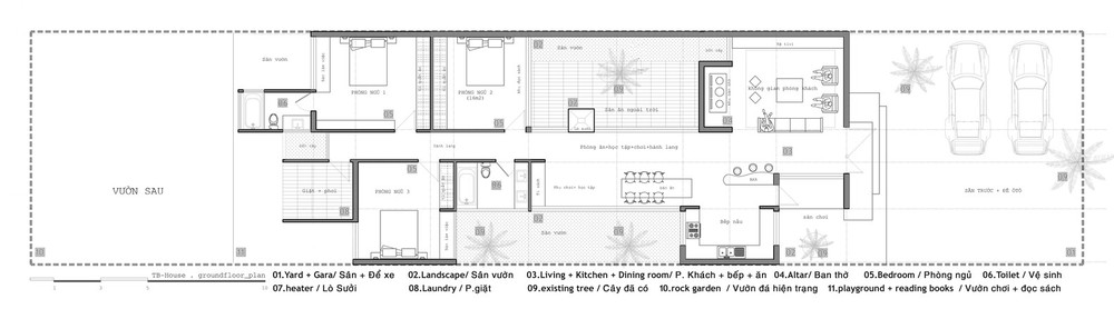 Ngôi nhà gạch thiết kế ngẫu hứng trên sườn đồi ở Sơn La xuất hiện trên báo Mỹ - Ảnh 21.