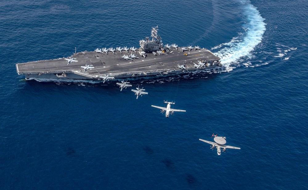 NÓNG: Israel đặt lên bàn kế hoạch phủ đầu Iran, Mỹ điều tàu sân bay hỗ trợ - Trung Đông nóng rực! - Ảnh 1.