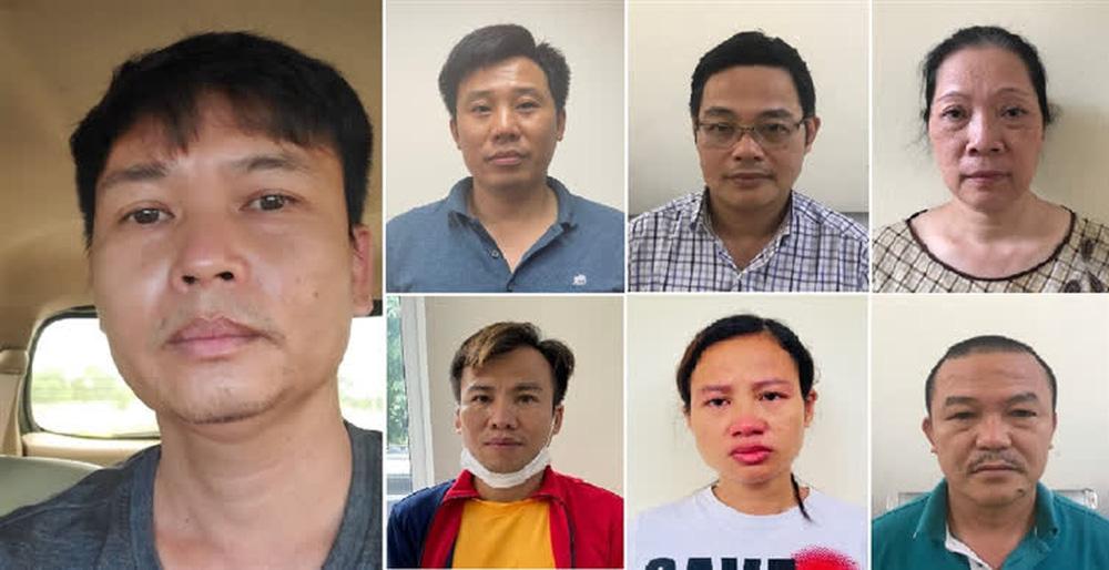 [NÓNG] Bắt Tổng giám đốc Cty Công viên cây xanh Hà Nội và 6 đồng phạm trong vụ trồng 1 triệu cây xanh - Ảnh 3.