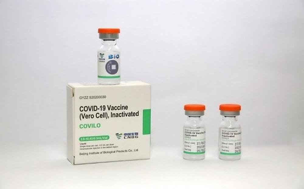 1 triệu liều vắc xin Sinopharm đã về tới TP HCM