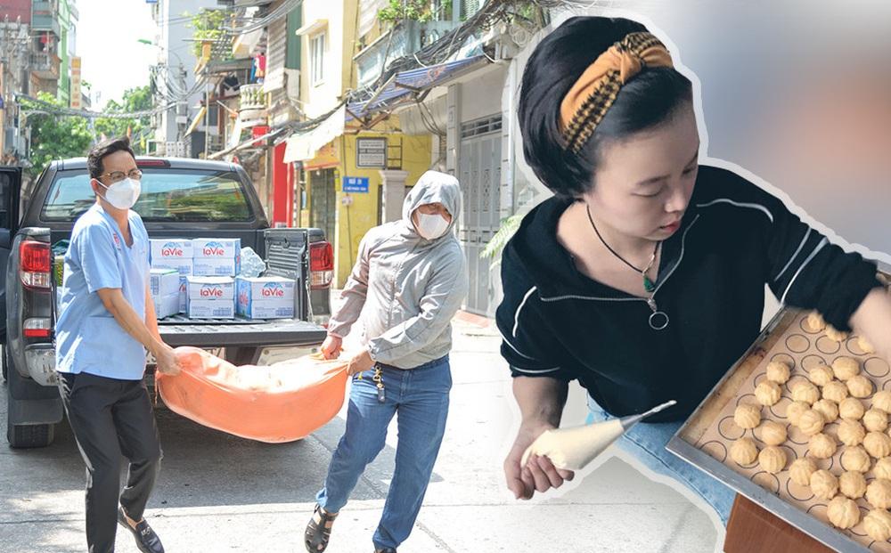 """Gã bác sĩ nhổ răng miễn phí, tay lái xe xăm trổ, chủ tiệm bánh mì chưa kịp khai trương và """"liều thuốc giảm đau"""" cho Hà Nội"""