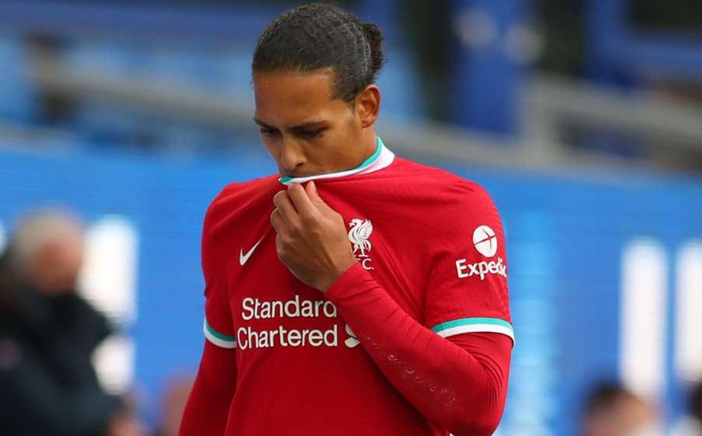 'Van Dijk trở lại không có nghĩa là Liverpool sẽ vô địch'