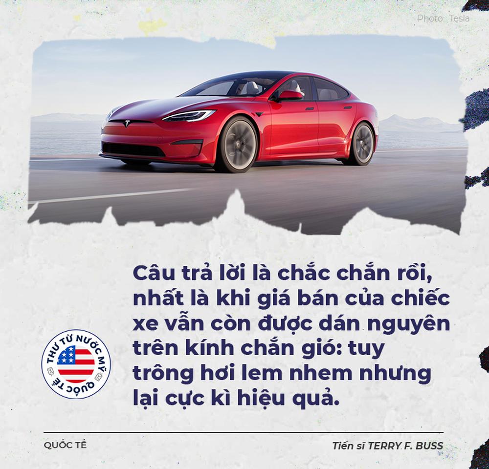 Thư từ nước Mỹ: Tôi đã gạt phăng cái tên Tesla Model S ra khỏi ý nghĩ chỉ bằng 1 phép tính đơn giản như thế nào? - Ảnh 5.