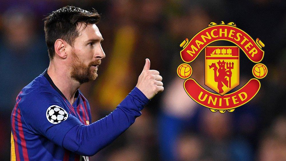 NÓNG: Messi trì hoãn ký hợp đồng với PSG, chuyển hướng sang Man United vào phút cuối? - Ảnh 3.