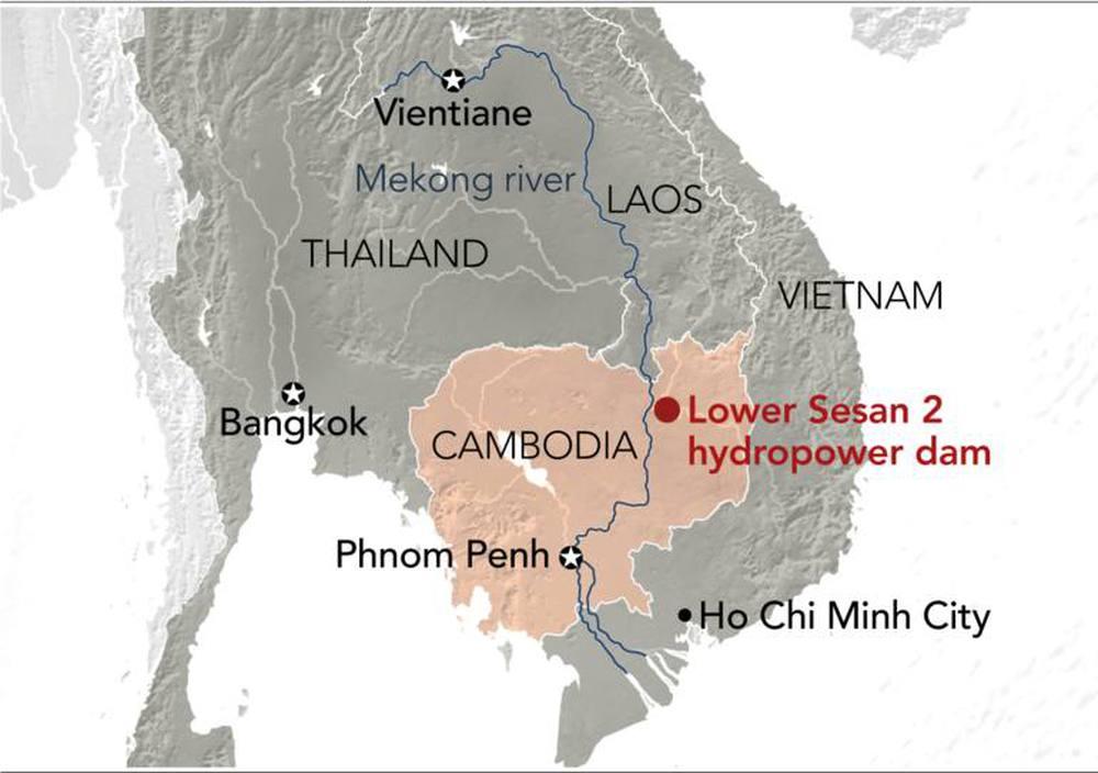 Giá của dự án thủy điện TQ xây ở Campuchia: Người mất nhà, sông mất cá, cộng đồng tan vỡ - Ảnh 1.