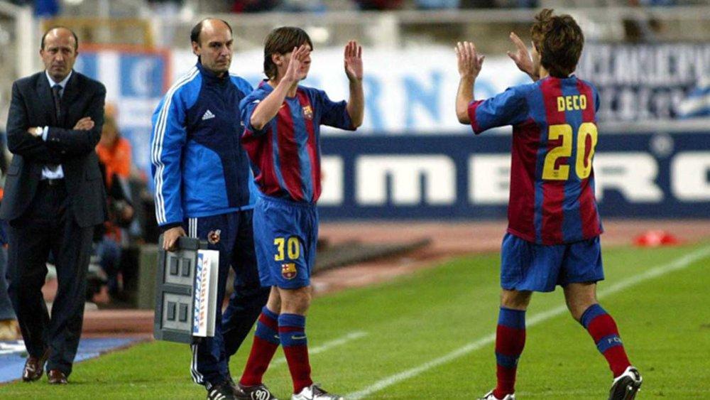 Messi nói lời đầu tiên trong màu áo PSG, tạo ra hiệu ứng khủng khiếp với số áo lạ - Ảnh 2.