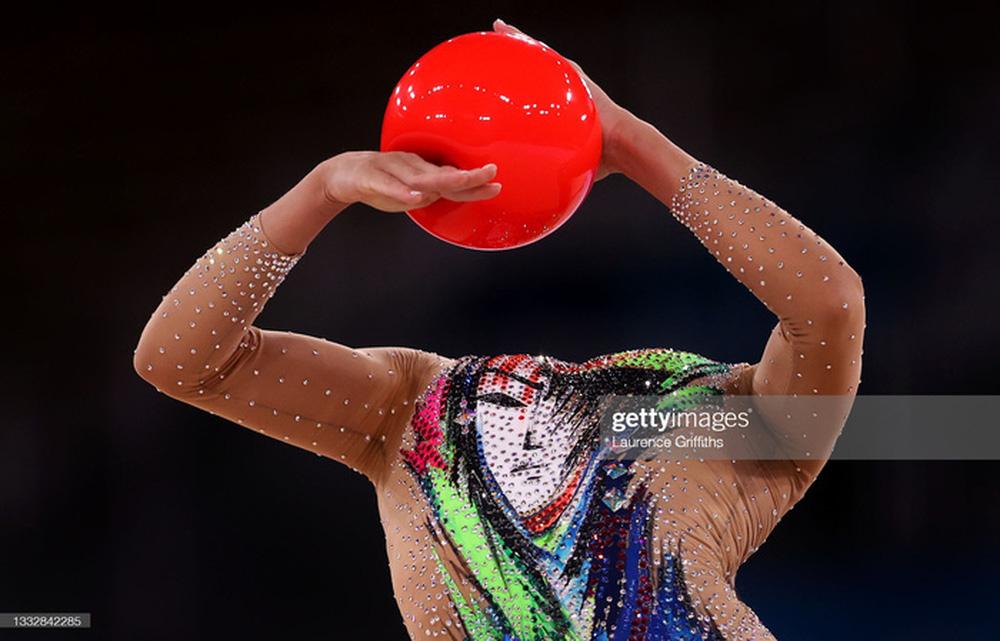 Những bức ảnh độc đáo chỉ có tại Olympic Tokyo 2020 - Ảnh 1.