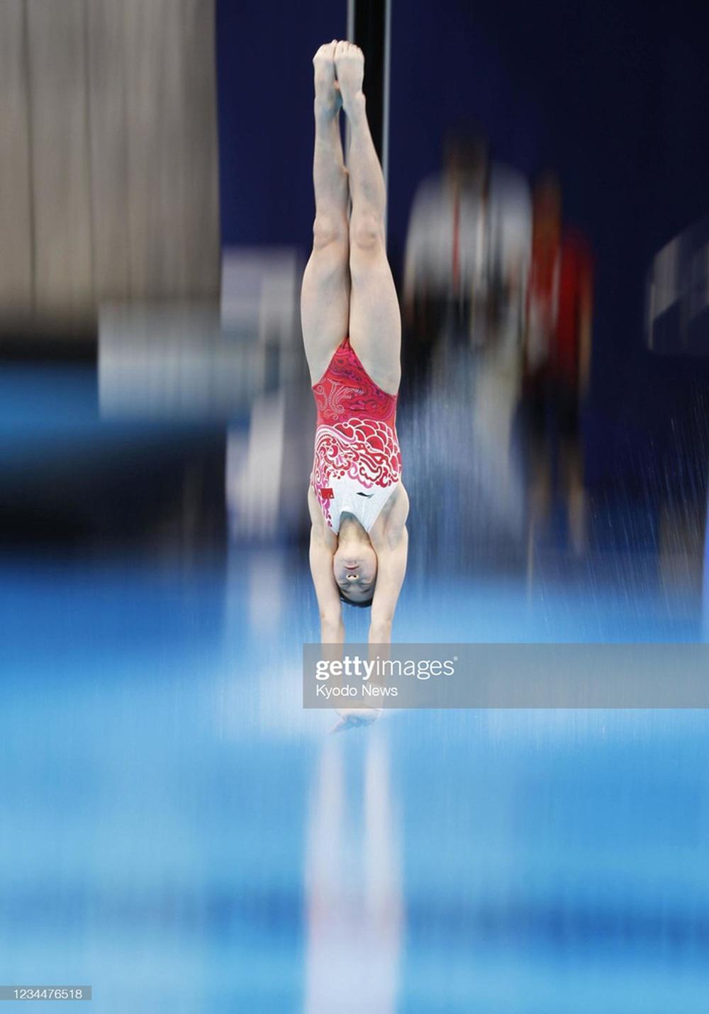 Những bức ảnh độc đáo chỉ có tại Olympic Tokyo 2020 - Ảnh 3.