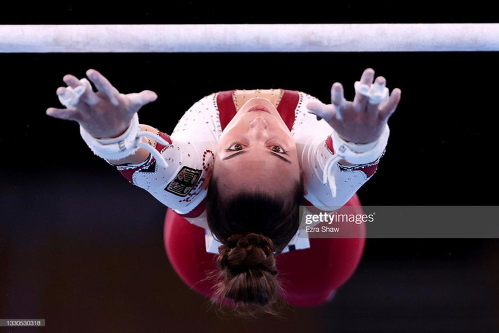 Những bức ảnh độc đáo chỉ có tại Olympic Tokyo 2020 - Ảnh 5.