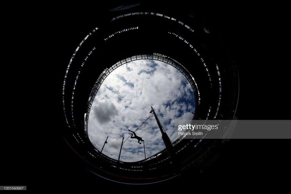 Những bức ảnh độc đáo chỉ có tại Olympic Tokyo 2020 - Ảnh 7.