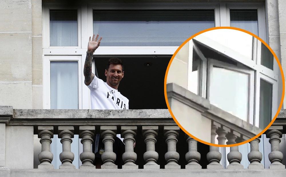 Hài hước: Khoảnh khắc chứng minh cho cả thế giới thấy Messi là