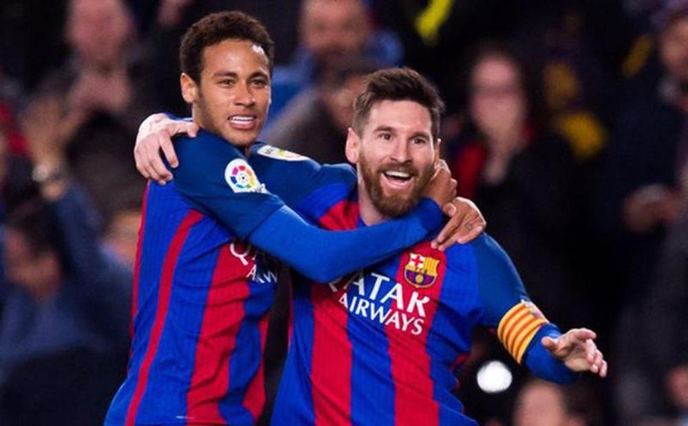 Messi gia nhập PSG: Neymar mừng rỡ, Iniesta và Xavi 'đau đớn'