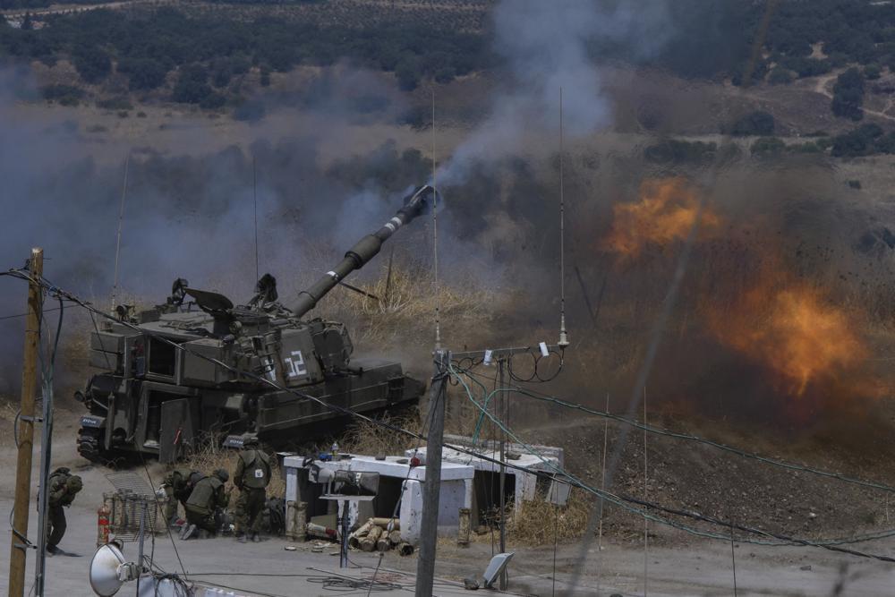Israel-Iran nóng rực: Hai khối liên minh giương cung bạt kiếm - Trung Đông kề miệng hố chiến tranh? - Ảnh 4.