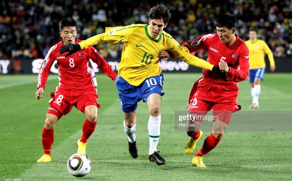 Nằm ngoài top 100 FIFA, Triều Tiên đã có vé dự World Cup theo cách