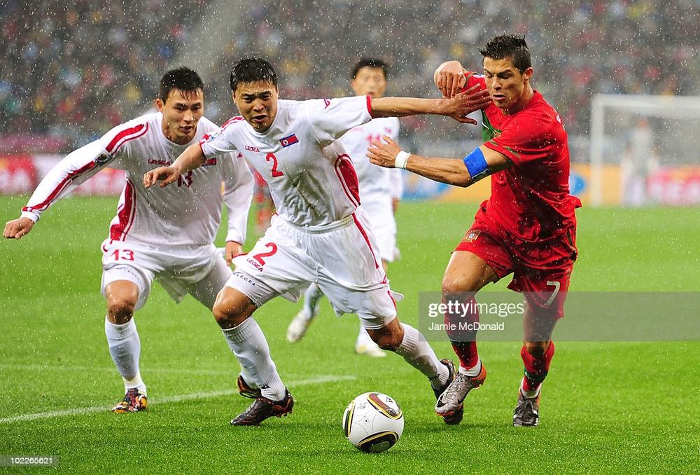 Nằm ngoài top 100 FIFA, Triều Tiên đã có vé dự World Cup theo cách thần kỳ như thế nào? - Ảnh 1.