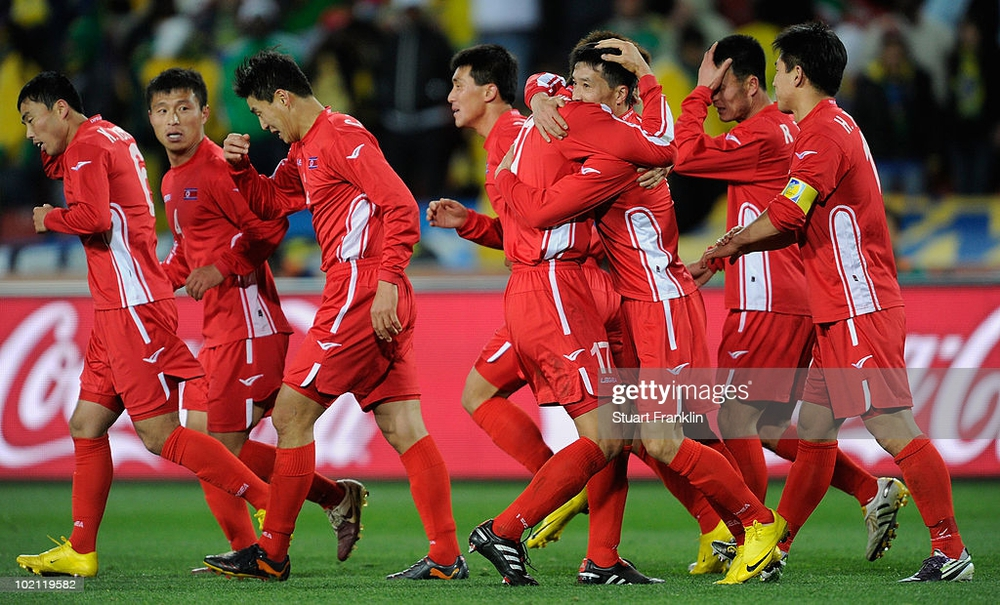 Nằm ngoài top 100 FIFA, Triều Tiên đã có vé dự World Cup theo cách thần kỳ như thế nào? - Ảnh 4.
