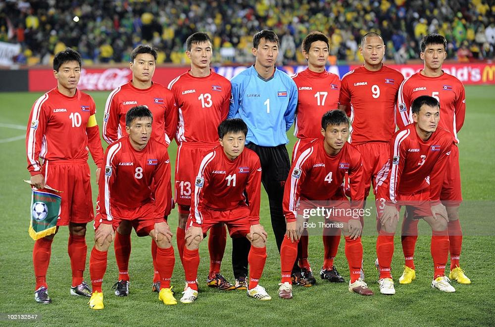 Nằm ngoài top 100 FIFA, Triều Tiên đã có vé dự World Cup theo cách thần kỳ như thế nào? - Ảnh 2.