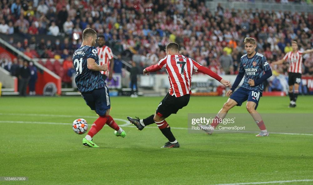 Phòng thủ ngờ nghệch, Arsenal thua sốc đội mới lên hạng trong ngày khai mạc Premier League - Ảnh 2.