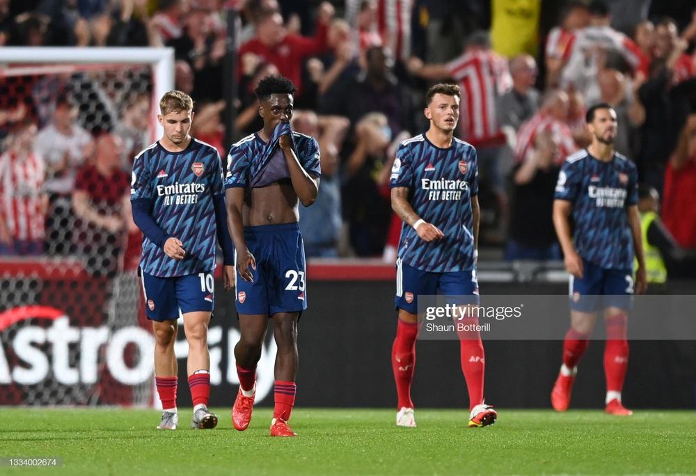 Phòng thủ ngờ nghệch, Arsenal thua sốc đội mới lên hạng trong ngày khai mạc Premier League - Ảnh 6.