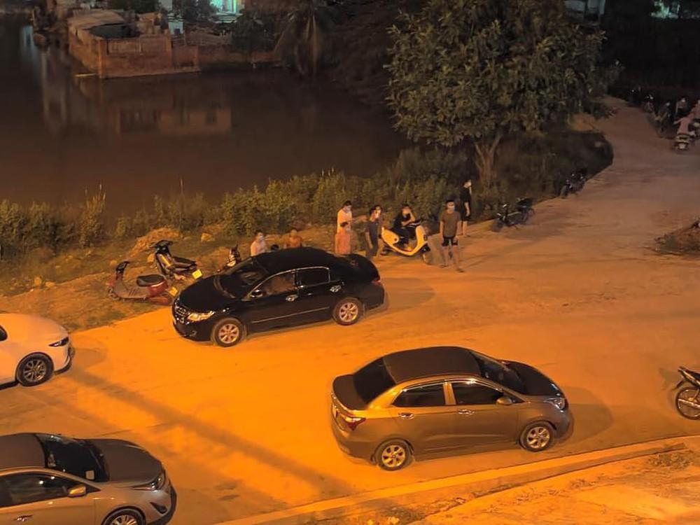 Bắc Giang: Nhóm công nhân đi mò trai trên sông Thương, 2 người tử vong - Ảnh 2.