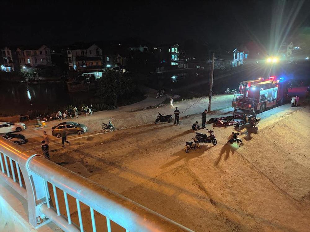 Bắc Giang: Nhóm công nhân đi mò trai trên sông Thương, 2 người tử vong - Ảnh 1.