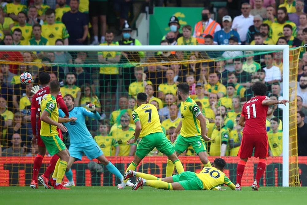 Salah lập kỷ lục vô tiền khoáng hậu ở Ngoại hạng Anh - Ảnh 4.