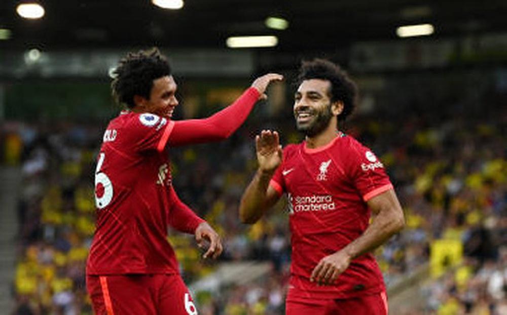 Đua tranh với Man United và Chelsea, Liverpool thắng lớn nhờ cảm hứng mang tên Salah