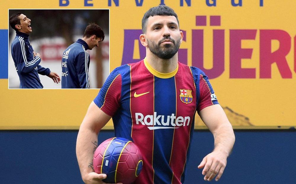Messi đến PSG, Di Maria 'cà khịa' Ronaldo và Aguero