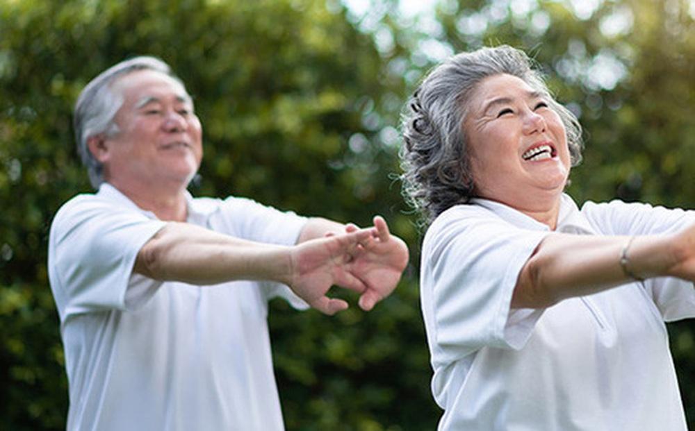 6 bài tập dễ dàng cho người cao tuổi