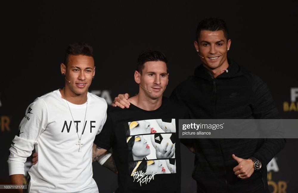 NÓNG: Mbappe đòi ra đi, PSG chuẩn bị núi tiền đưa Ronaldo về sát cánh cùng Messi - Ảnh 3.